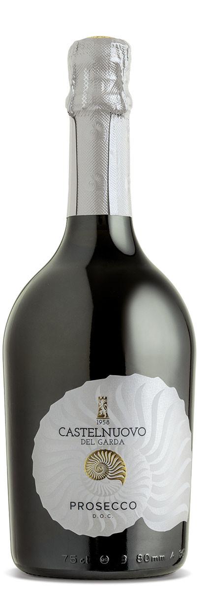 Вино ігр. Castelnuovo Prosecco Spumante Extra Dry біле фото