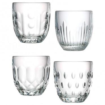 Набір склянок з різним декором La Rochere фото