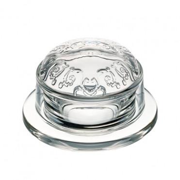 Маслянка з кришкою із зображенням Версаль La Rochere фото