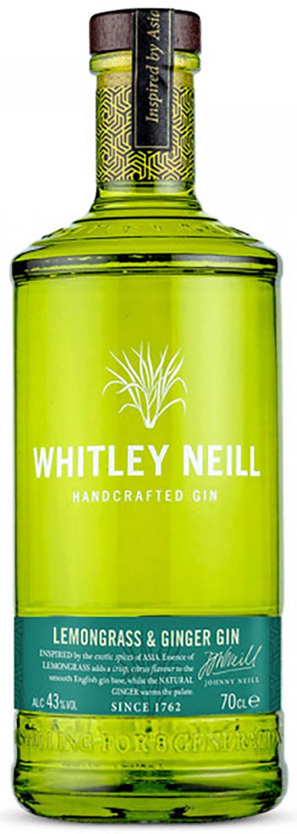 Whitley Neill Lemongrass&Ginger фото