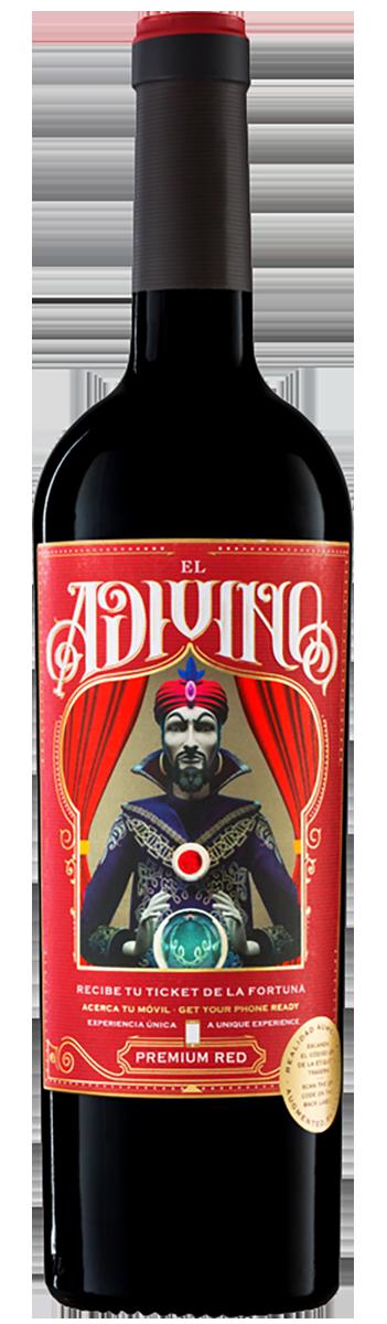 Вино Felix Solis El Adivino Premium Red черв.сухе фото