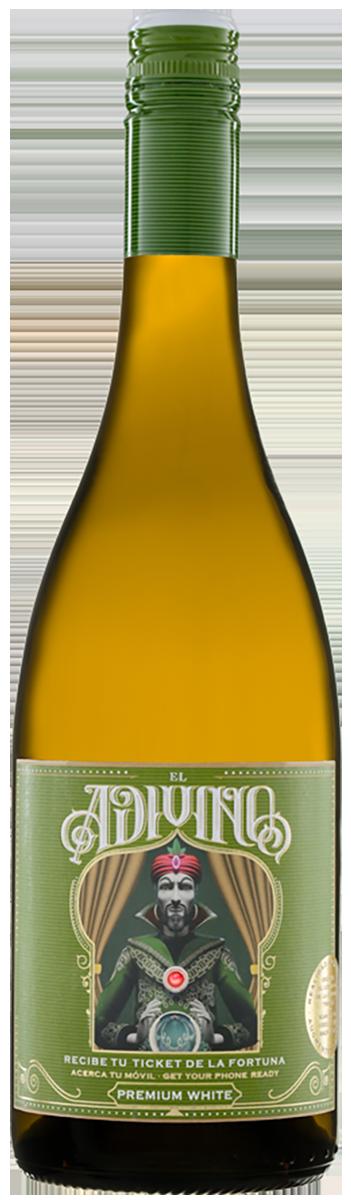 Вино Felix Solis El Adivino Premium White біле сухе фото