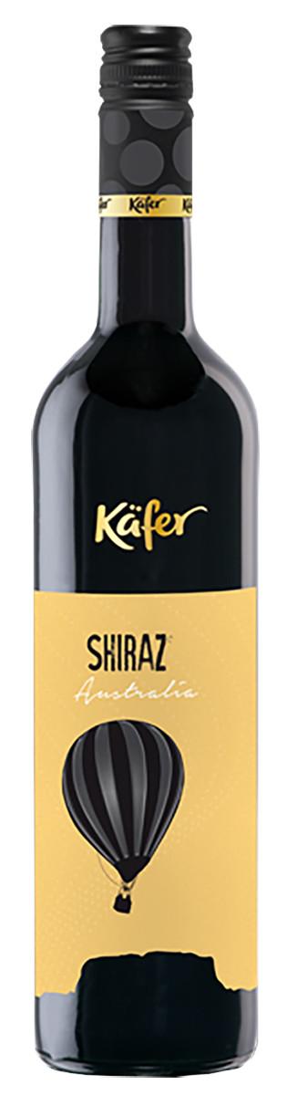 Вино Peter Mertes Kafer Australia Shiraz черв.сухе фото
