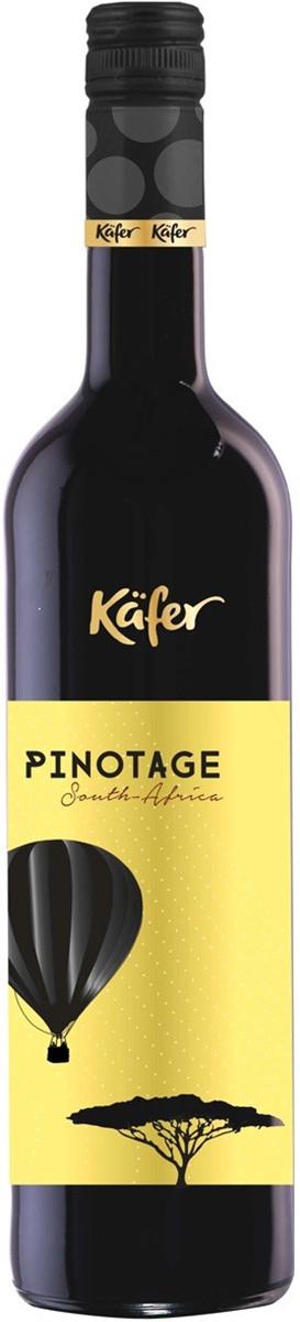 Вино Peter Mertes Kafer South Africa Pinotage черв.сухе фото