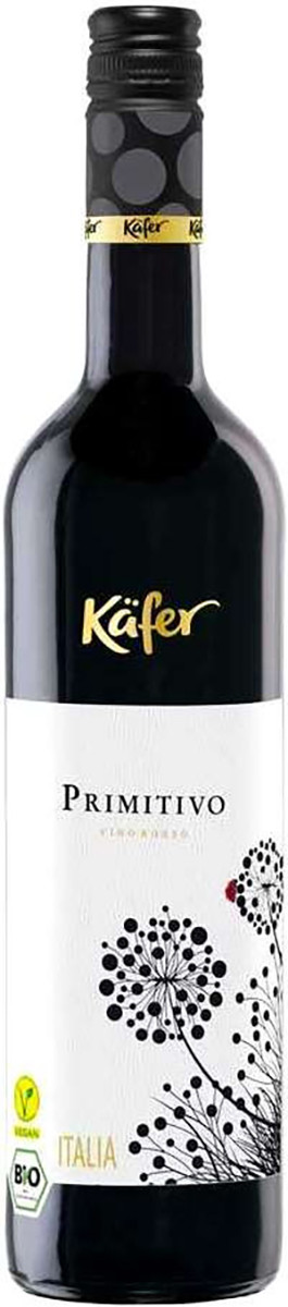 Peter Mertes Kafer Primitivo Organic фото