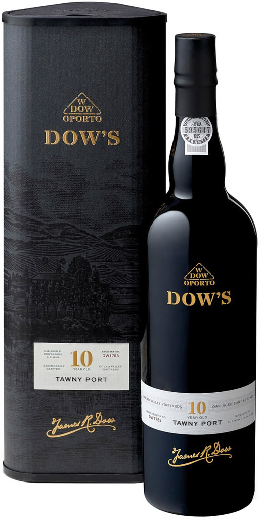 Портвейн Dow's 10 Years Old Tawny Port фото