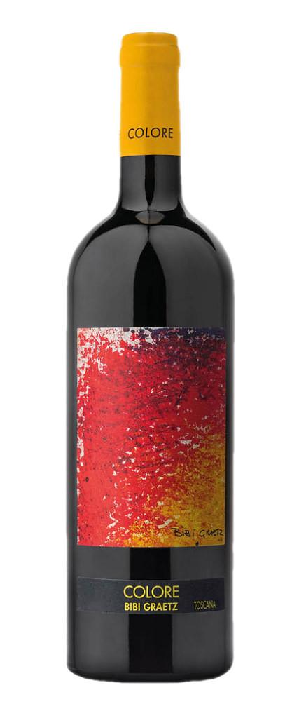 Вино LDV Bibi Graetz Colore IGT Toscana Rosso 2016 черв.сухе фото