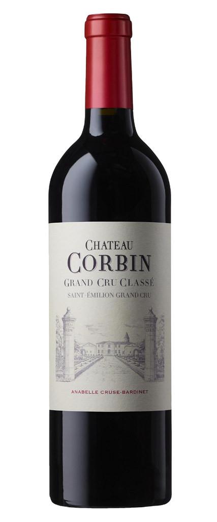 Вино LDV Chateau Corbin 2016 черв.сухе фото