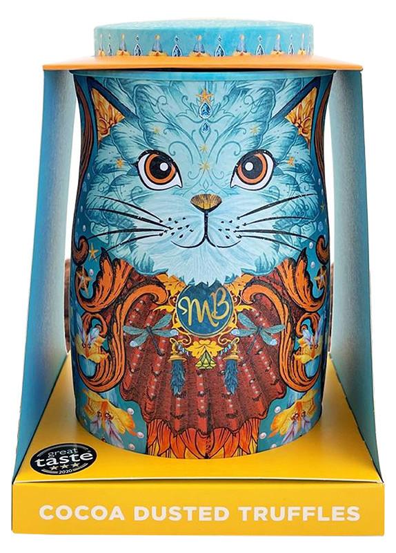 Трюфель Blue Cat Monty (подарункова упаковка) фото