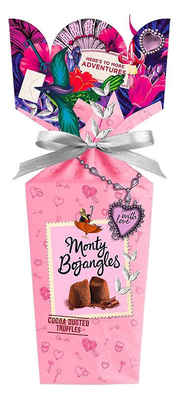 Трюфель Bouquet Box Monty (подарочная упаковка) фото