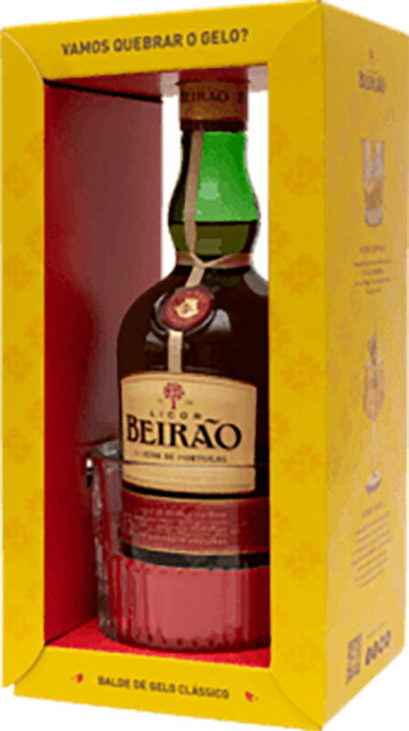 LCWS Licor Beirao with ice bucket фото