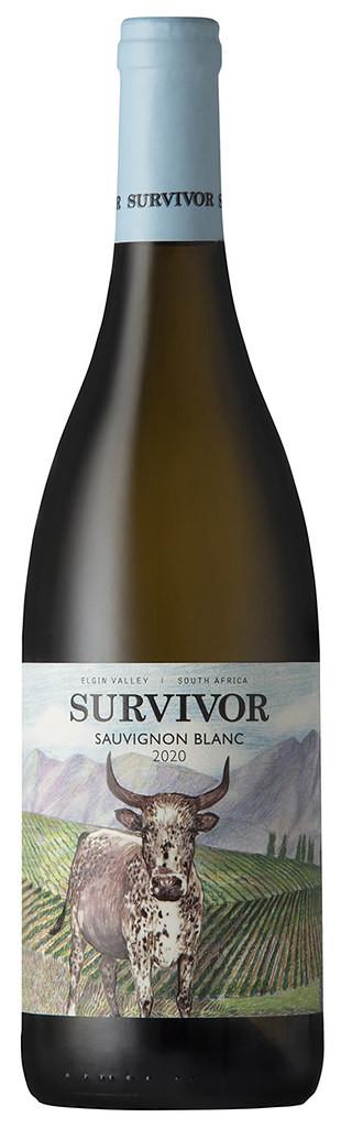 Overhex Wines Survivor Sauvignon Blanc фото