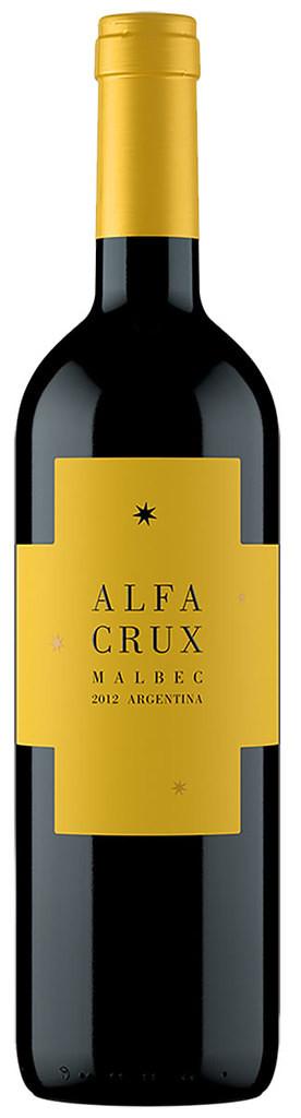 O. Fournier Alfa Crux Malbec фото