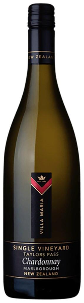 Villa Maria Single Vineyard Taylors Pass Chardonnay фото