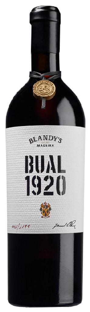 Blandy's Bual 1920 фото