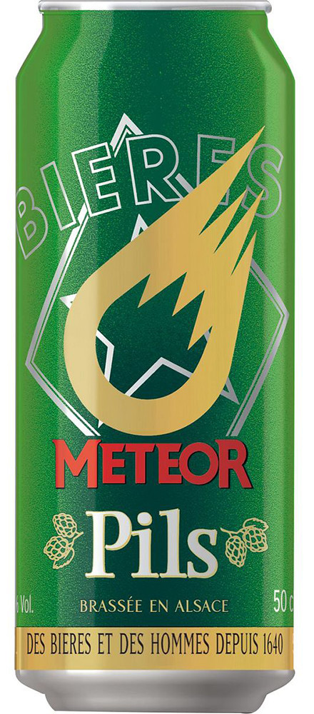 Meteor Pils CAN фото