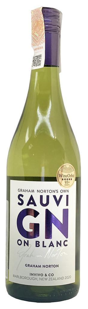 Graham Norton's Own Marlborough Sauvignon Blanc фото