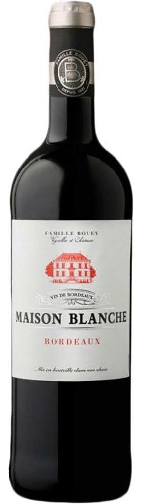 Maison Bouey Maison Blanche Bordeaux Rouge фото