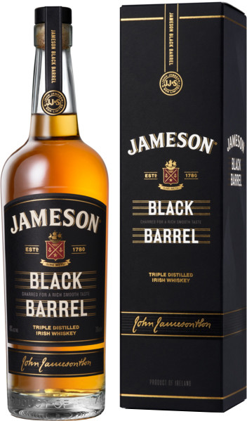 Jameson Black Barrel фото
