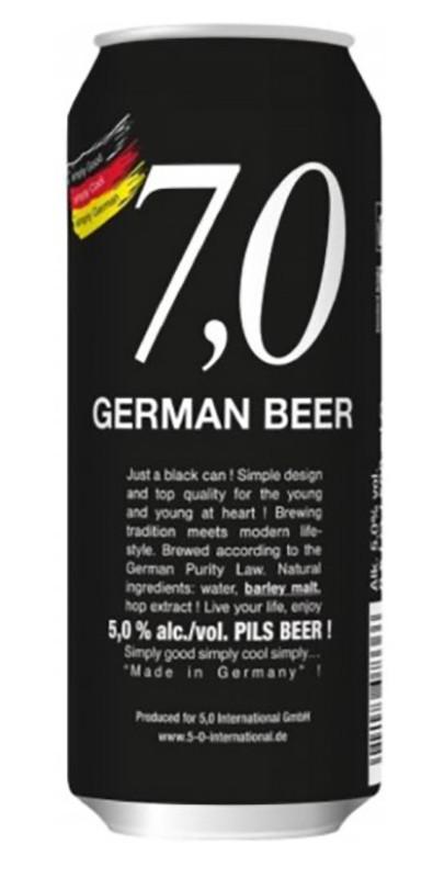 7,0 German Beer Pils фото