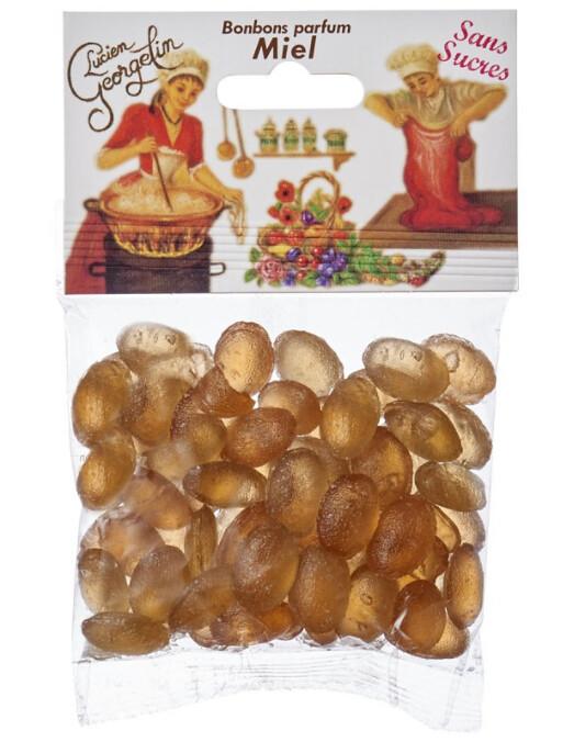 Конфеты медовые Lucien Georgelin фото