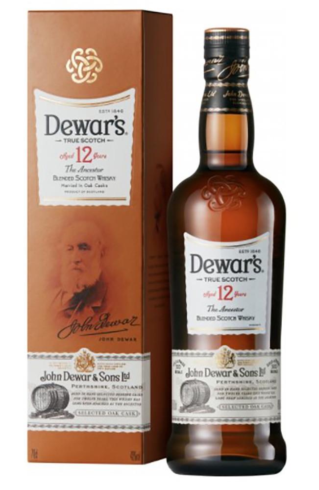 Dewar's 12 Y.O фото