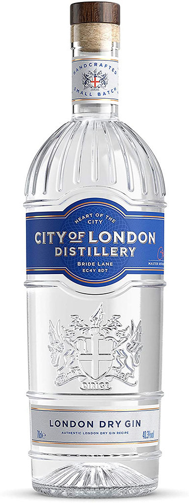 City of London Distillery London Dry Gin фото
