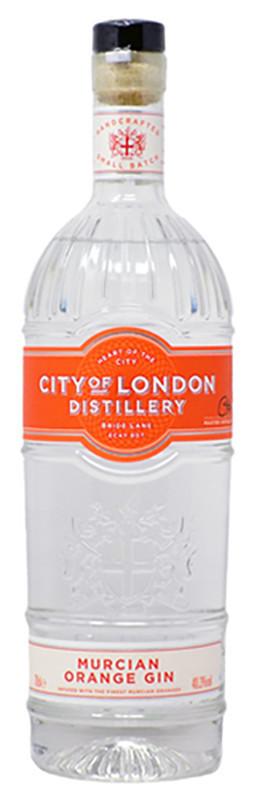 City of London Distillery Murcian Orange Gin фото