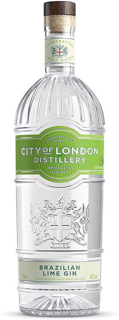 City of London Distillery Brazilian Lime Gin фото