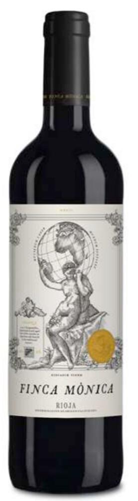 Long Wines Finca Monica Crianza фото