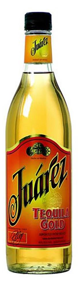 Текіла Luxco Juarez Gold Tequila 80 Proof фото