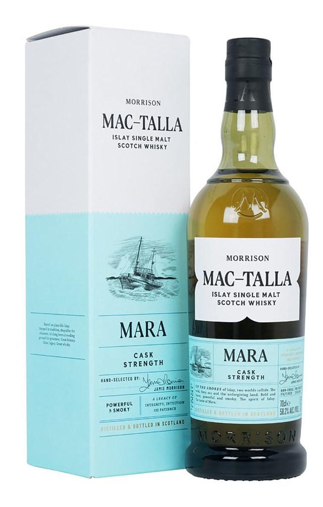 Morrison Mackay Mac-TallaMara Cask Strength фото