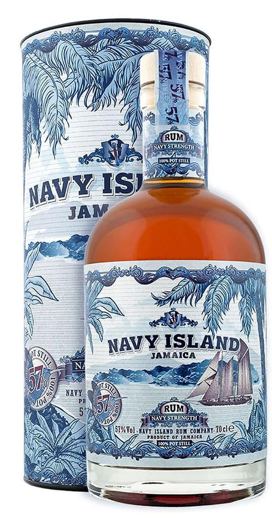 Navy Island Navy Strength фото