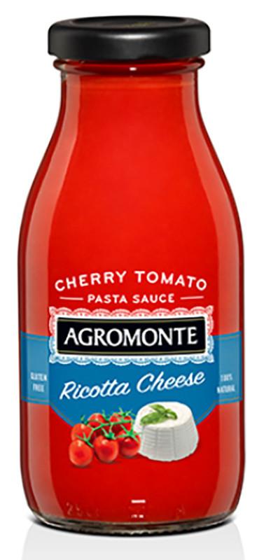 Соус для пасты с помидорами черри и сыром Рикота Agromonte фото