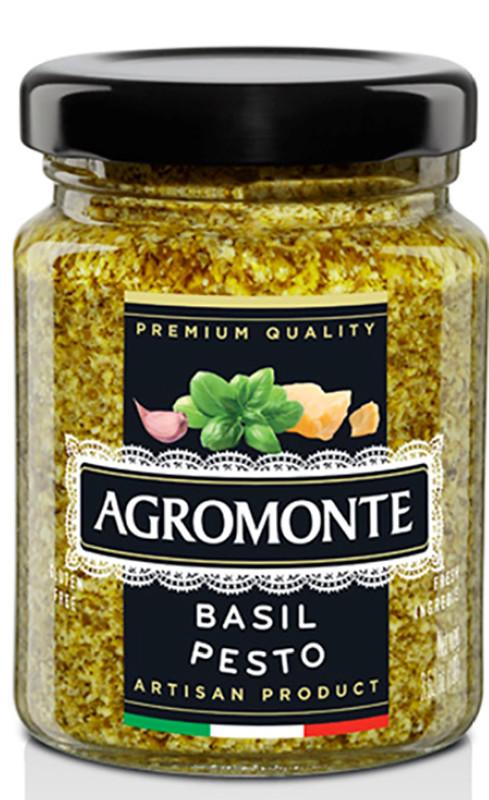 Соус песто с базиликом Agromonte фото