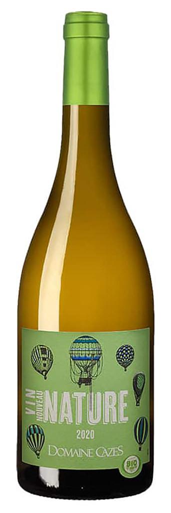 Advini Vin Nouveau Nature Blanc фото