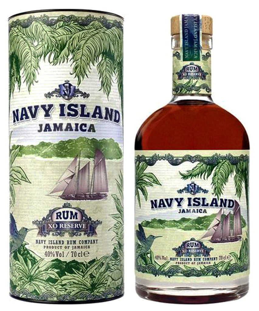 Navy Island XO Reserve фото