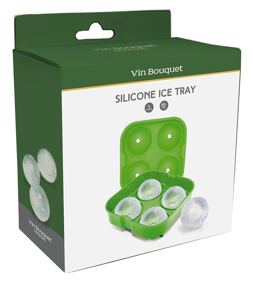 Форма для льоду куля силікон Vin Bouquet фото