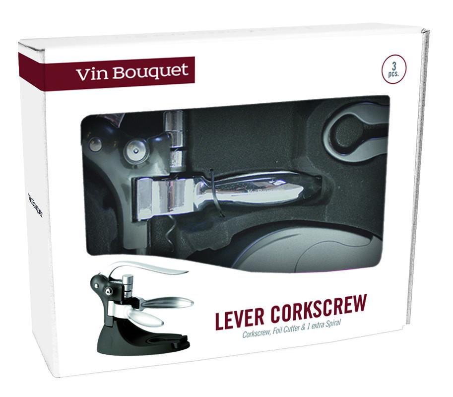 Штопор горизонтальний Vin Bouquet фото