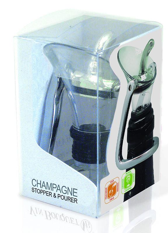 Дропстопер-корок для ігристого вина Vin Bouquet фото