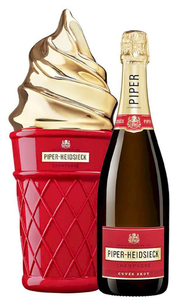 Piper-Heidsieck Brut (Ice-cream gift box) фото
