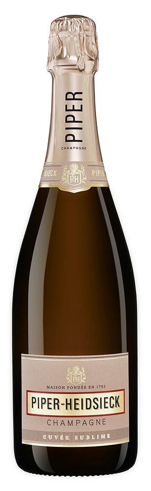 Шампанське Piper-Heidsieck Sublime (gift box Caviste) біле н/сухе фото