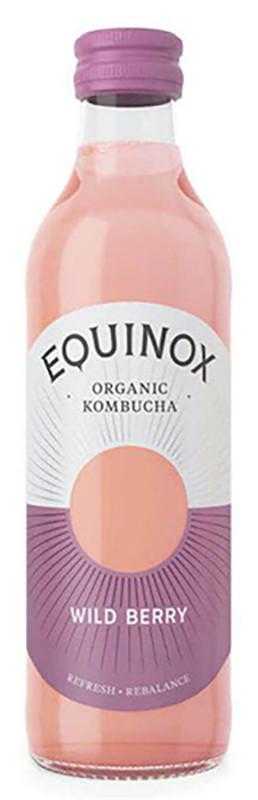 Комбуча с лесными ягодами Equinox фото