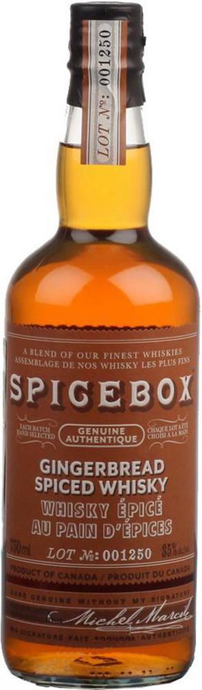 Spicebox Ginger Bread фото