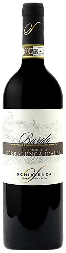 Вино Schiavenza Barolo Serralunga черв.сухе фото