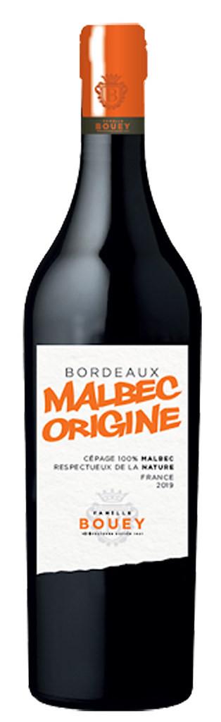Maison Bouey Malbec Origine фото
