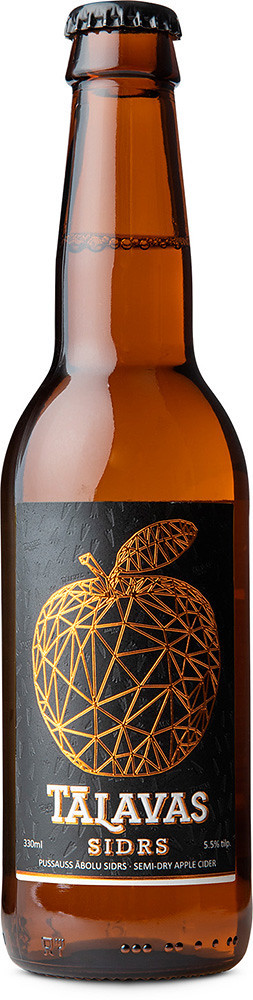 Talavas Sidrs Apple Cider Semi Dry фото