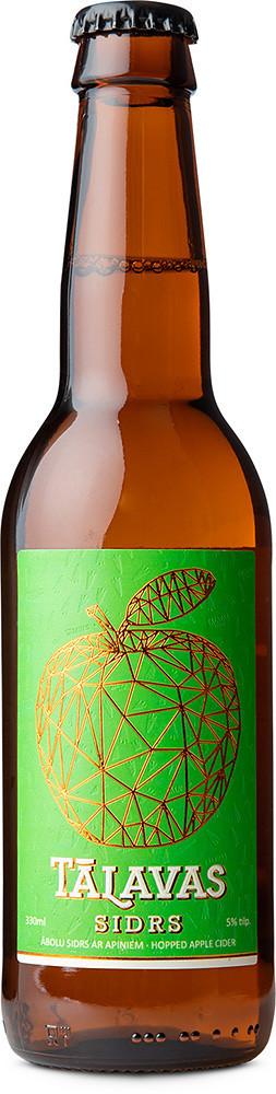 Talavas Sidrs Apple Cider Semi Sweet with IPA Hops фото