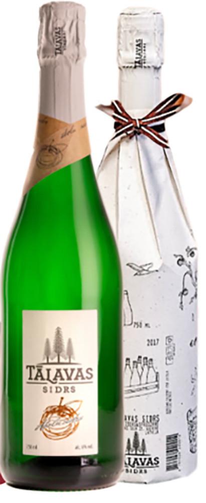 Talavas Sidrs Apple Cider Premium Dry фото