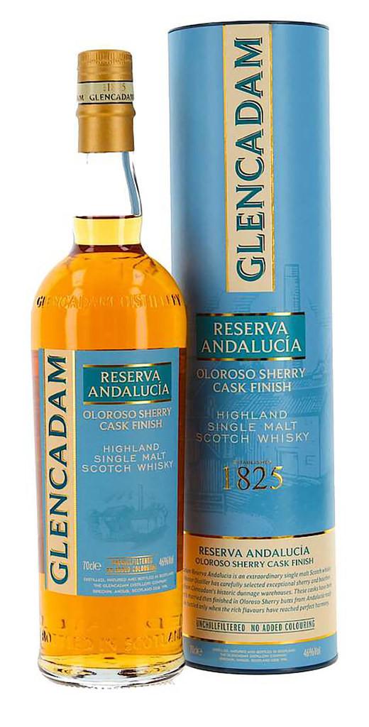 Angus Dundee Distillers Glencadam Reserva Andalucia Oloroso Finish фото